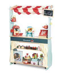 Le Toy Van - Laden & Café Honeybake - Kinderküche aus holz