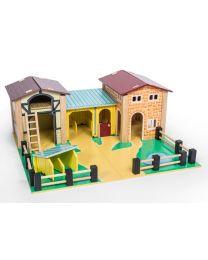 Le Toy Van - Die Farm - Holzspielset