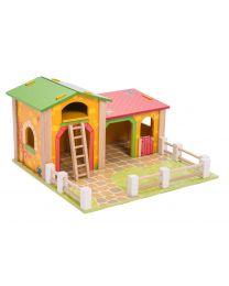 Le Toy Van - Der Bauernhof - Holzspielset