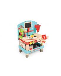 Le Toy Van - Meine erste Werkzeugbank - Holz