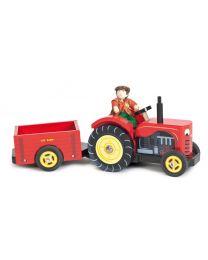 Le Toy Van - Berties Traktor - Holzspielset