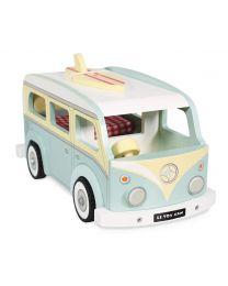 Le Toy Van - Wohnmobil - Holzspielset