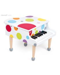 Janod - 'Konfetti' Piano Gross