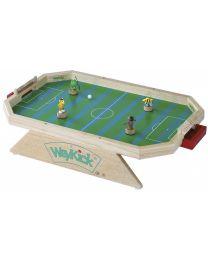 Weykick - Hölzernes rechteckiges Fußballspiel - Modell 7500J