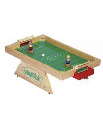 Weykick - Hölzernes rechteckiges Fußballspiel - Piccolo 7200G