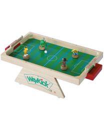 Weykick - Hölzernes rechteckiges Fußballspiel - Piccolo 7200J