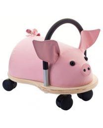 Wheelybug - Schwein Groß (2,5 - 5 Jahre) - Laufauto