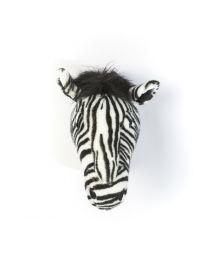 Wild & Soft - Trophäe Zebra Daniel - Tierkopf