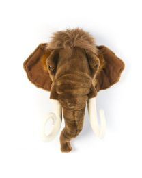 Wild & Soft - Trophäe Mammut Arthur - Tierkopf