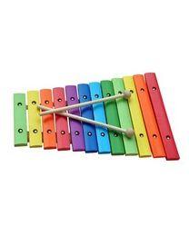 New Classic Toys - Hölzerne Fanfaren-Trommel